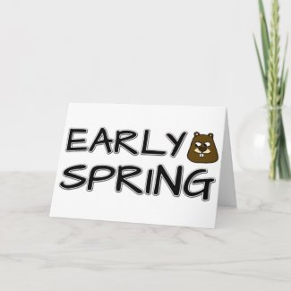 Early Spring Card