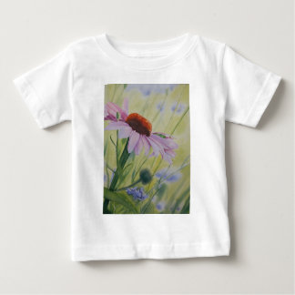 Early Spring, Echnasia flower in bloom Baby T-Shirt