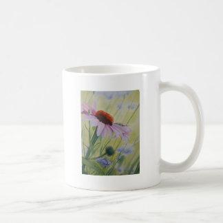 Early Spring, Echnasia flower in bloom Coffee Mug