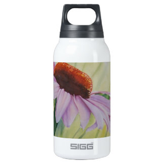 Early Spring, Echnasia flower in bloom Insulated Water Bottle