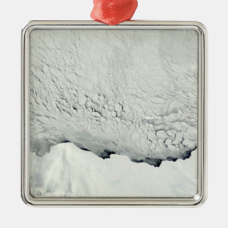 Early spring in the Antarctic Christmas Ornaments