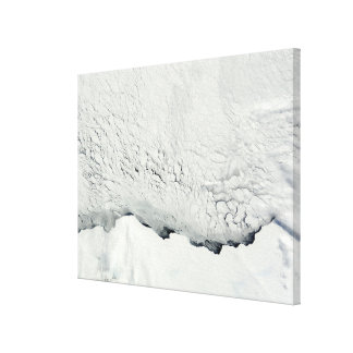 Early spring in the Antarctic Gallery Wrap Canvas