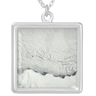 Early spring in the Antarctic Custom Necklace