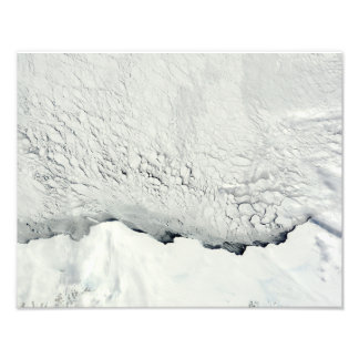 Early spring in the Antarctic Photo Print