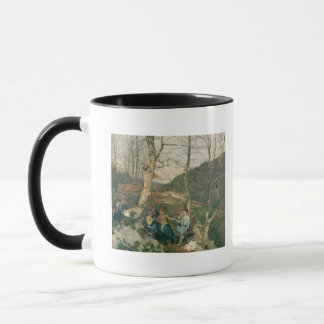 Early Spring in the Vienna Woods Mug