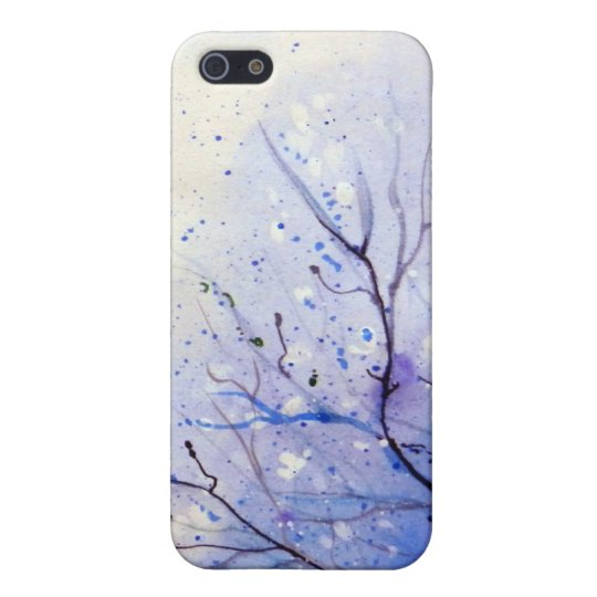 Early Spring Night iPhone SE/5/5s Cover
