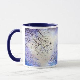 Early Spring Night Mug