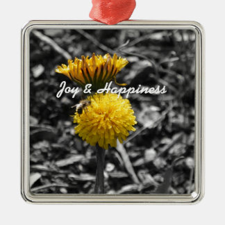 Early Spring Pollination Christmas Ornaments