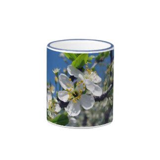 early spring ringer coffee mug