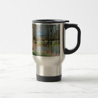 Early Spring Travel Mug