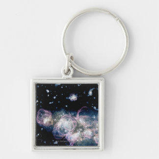 Early Stars Keychain