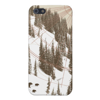 Early Thaw iPhone 5 Cases
