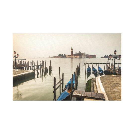 Early Venice Canvas Print