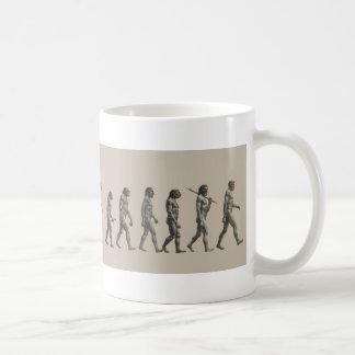 EarlyMan Classic White Coffee Mug