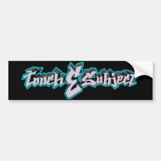 Earn 20% savings! bumper sticker