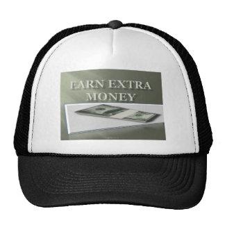 Earn extra money trucker hat