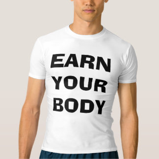 Earn Your Body Men's Compression Shirt