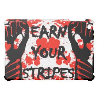 Earn Your Stripes - iPad Case