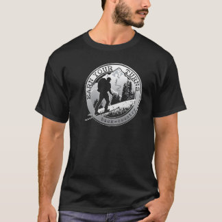 Earn Your Turns Dark T-Shirt