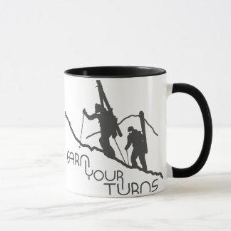 Earn Your Turns Mug