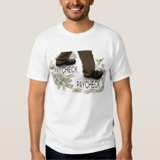 Earning and Spending Tee Shirt