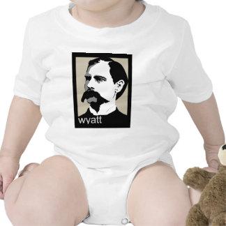 earp del wyatt trajes de bebé