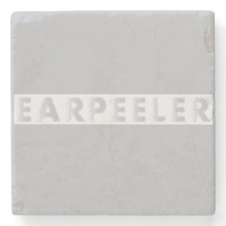 earpeeler marble coaster