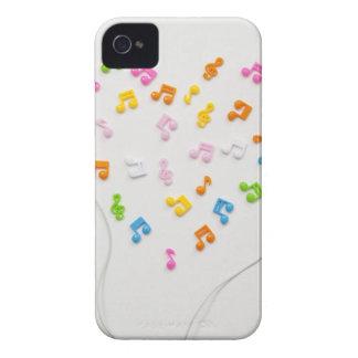 Earphone iPhone 4 Covers