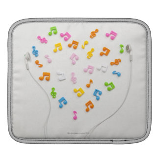 Earphone Sleeve For iPads