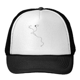 Earphones Cap Hat