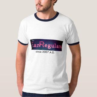 EarRegulars deluxe white t-shirt