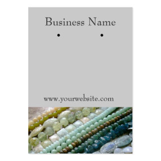 Earring Cards Large Business Cards (Pack Of 100)