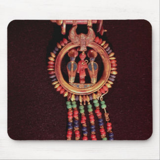 Earring from the Tomb of Tutankhamun Valley Mouse Pad