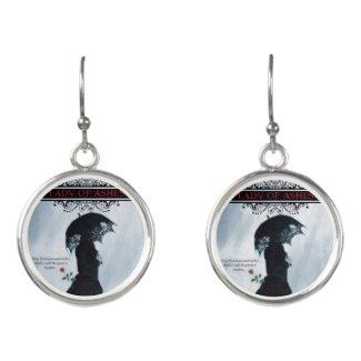 Earrings, Lady of Ashes Earrings