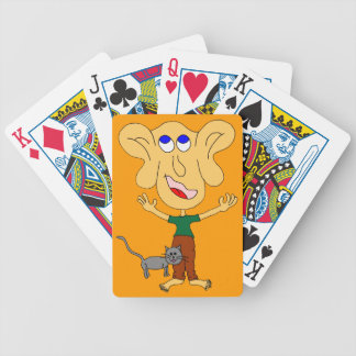 ears 2 bicycle playing cards