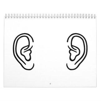Ears Calendar