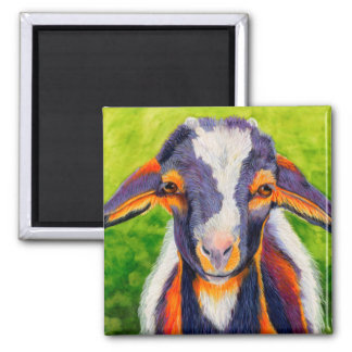 Ears Looking At You Kid - Baby Goat Magnet