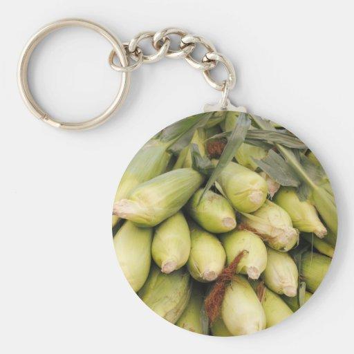 Ears of Corn Key Chains