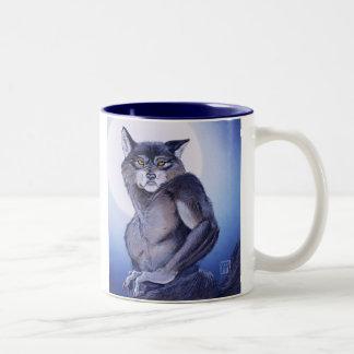 Ears of the Werewolf Coffee Mug