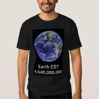 Earth2, Earth EST4,540,000,000 T-Shirt