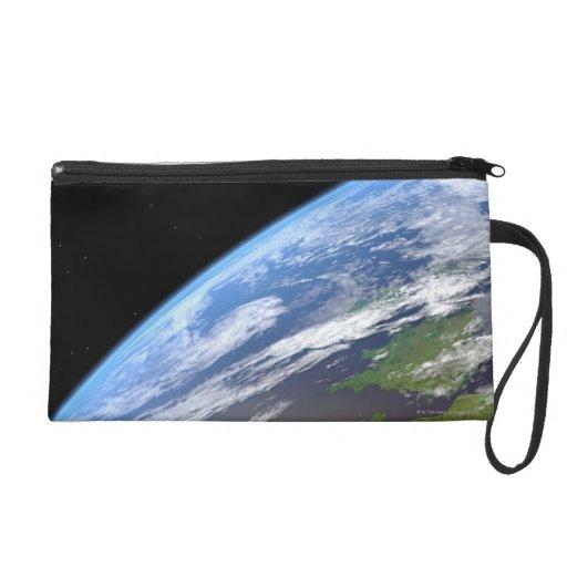 Earth 10 wristlet purse