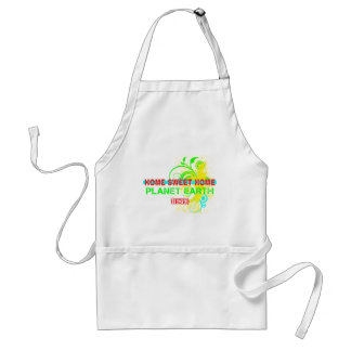 Earth 1969 adult apron