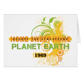 Earth 1969 card