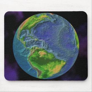 EARTH 1  Mousepad