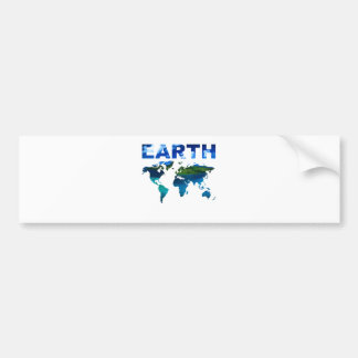 earth-2.png pegatina de parachoque