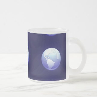 earth-379790  earth blue planet globe world space frosted glass coffee mug
