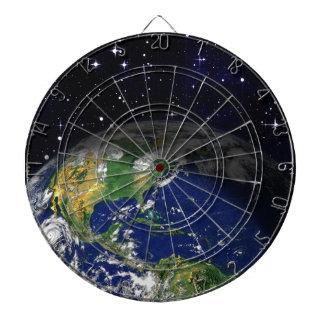 earth-422754 DIGITAL REALISM earth globe space uni Dart Boards