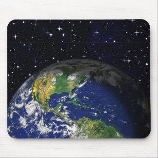 earth-422754 DIGITAL REALISM earth globe space uni Mouse Pad
