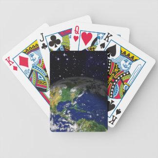 earth-422754 DIGITAL REALISM earth globe space uni Card Deck