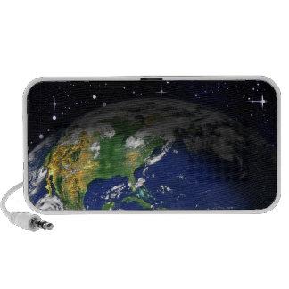 earth-422754 DIGITAL REALISM earth globe space uni Notebook Speakers